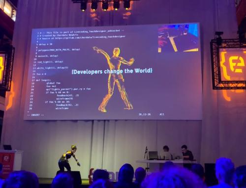 Vlog over Codemotion 2019 van Arjen Wassink