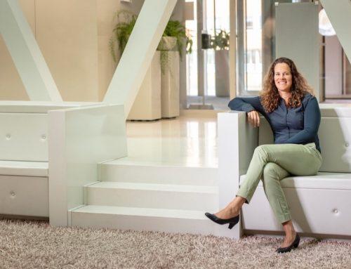 Hanneke de Jong, operationeel manager ICT CJIB: 'Het overbrengen van kennis en kunde is voor Quintor een doel op zich'