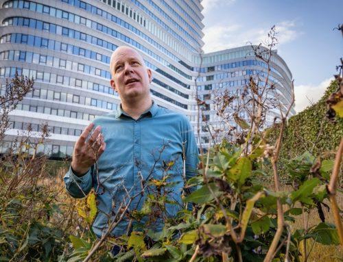 Jan Willem Omlo, senior analist: 'We zoeken altijd praktische en pragmatische oplossingen'