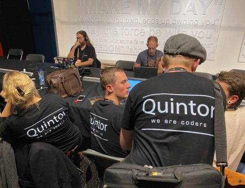 VIDEO: Quintor  'We are coders'